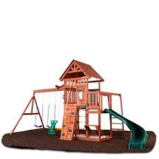 Kids Backyard Store Shop Swing N Slide Cumberland Ready To Assemble Play Set At Lowes