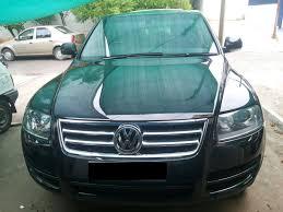 volkswagen touareg black auto chenoy in hyderabad india