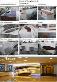 Cheap Salon Reception Desks by Hotel Reception Counter Design Front Desk Counter Salon