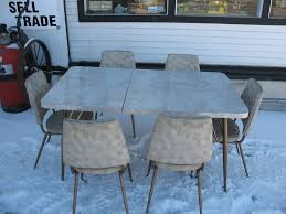1950s Kitchen Furniture Vintage 1950s Kitchen Table And Chairs Arminbachmann