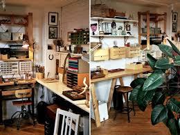 atelier jewelry designer jessica barensfeld at home studio image