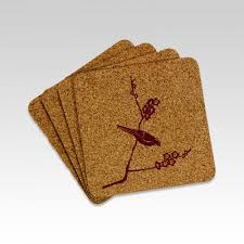 cork drink coasters u0026 coaster sets cork supplies u0026 decor