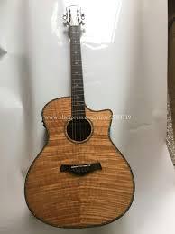 compra guitarra ac u0026uacute stica online al por mayor de china