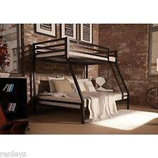 Ebay Used Bedroom Furniture by Twin Over Full Bunk Bed Ebay