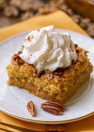 how to make a thanksgiving cake pumpkin dump cake lil u0027 luna