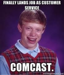 Comcast Meme - comcast customer service controversies cable companies and memes