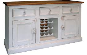 Country Buffet And Hutch Country Wine Buffet Kate Madison Furniture