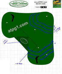Backyard Putting Green Designs by Putting Greens Free Putting Green Designs Plans