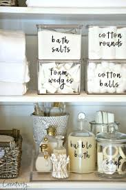 organized bathroom ideas 25 free printables to help you get organized bathroom