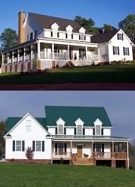 Farmhouse Building Plans Farmhouse House Plan Chp 47778 At Coolhouseplans Com