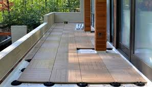 Wooden Decks And Patios Architrex Wood Deck Tiles U0026 Porcelain Pavers For Roof Decks