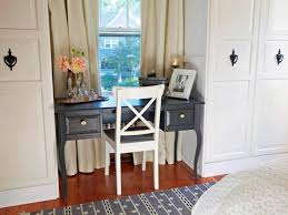 bedrooms compact office desk small corner desks for home office