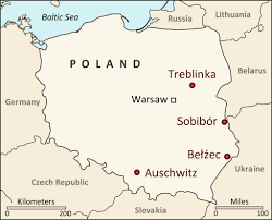 Map Of Germany And Poland by Sobibor Scrapbookpages Blog