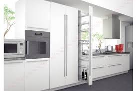 tiroir pour meuble de cuisine accessoire pour meuble de cuisine attrayant poubelle integree