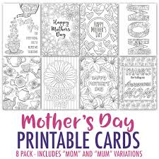 best s day cards coloring pages for s day cards best mothers pictures