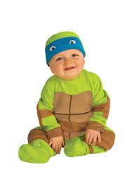 Apple Halloween Costume Baby Infant Ninja Turtle Jumper