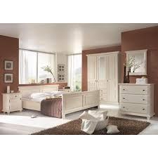 komplet schlafzimmer komplett schlafzimmer 5 tlg mozart in fichte massiv weiss