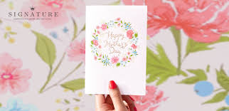 mother u0027s day cards and ideas every mom has a signature