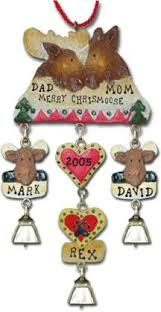 moose ornaments