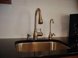 bisque kitchen faucet copper colored kitchen faucet