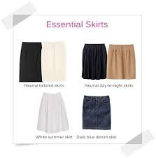 wardrobe essentials checklist for women list of essential closet