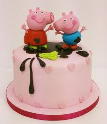 George Pig Cake Decorations 164 Best Peppa Pig Images On Pinterest Peppa Pig Peppa Pig