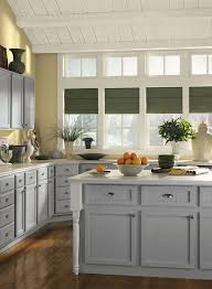 Best 25 Yellow Kitchen Cabinets Ideas On Pinterest Kitchen with Astonishing Kitchen Cabinets Colors Yellow Vibrant Best 25 Grey