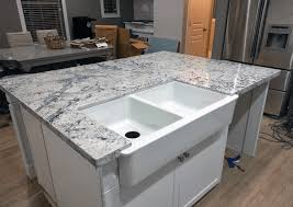 White Granite Kitchen Sink White Granite 16967 Countertops Pictures Pricing Sles