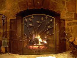 iron fireplace door installation and repair san jose iron selection