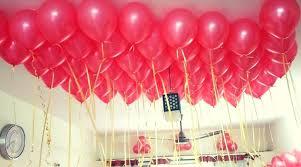 balloon decoration for birthday at home balloon decoration at home delhi ncr rs 1600 experiencesaga com