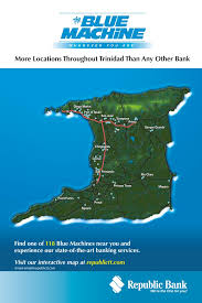 Trinidad And Tobago Map Discover Trinidad U0026 Tobago 2012