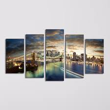 wall art designs multi panel wall art home decor canvas 5 panel