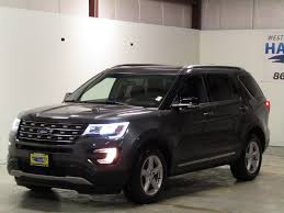 used 2016 ford explorer for sale west chicago il
