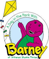 Barney And The Backyard Gang Logo Talk A Day In The Park With Barney Barney Wiki Fandom Powered