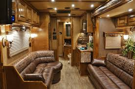 Used Horse Trailers For Sale In San Antonio Texas Gorgeous Outlaw Conversion Custom Sofa Sleeper And J Lounge With