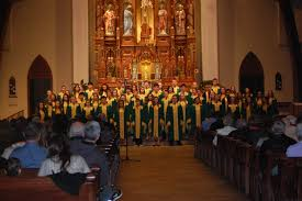 choir gehlen catholic