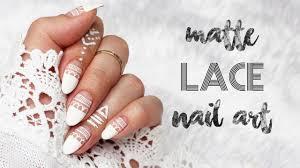 matte lace nail art u0026 mr kate beautymarks festival nails 2017