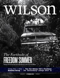wilson magazine summer 2014 by wilson college issuu