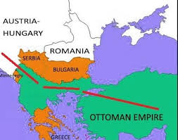 Ottoman Empire World War 1 The World War For 1914 1918 Similarities With The 2014