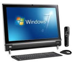 hp ordinateur bureau ordinateur de bureau hp touchsmart 600 1160 pas cher prix clubic