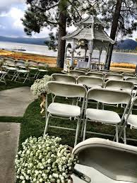 crystal and travis were united in matrimony at the lovely marina