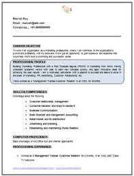 mba marketing experience resume sample marketing resume sample with free download career pinterest
