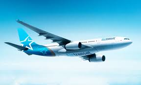 selection siege air transat airbus a310 300 air transat