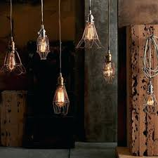 Caged Pendant Light Cage Pendant Lighting U2013 Karishma Me