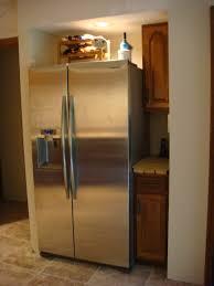 kitchen cabinets refrigerator kitchen cabinets around refrigerator u2013 decoration