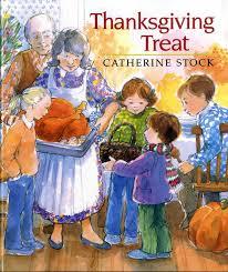 thanksgiving treat thanksgiving treat stock 9780027884029 amazon com books