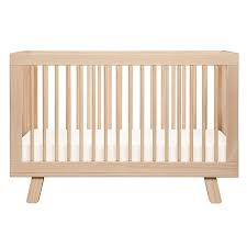 Cribs That Convert To Beds by Babyletto Hudson 3 In 1 Convertible Crib Toddler Bed Conversion