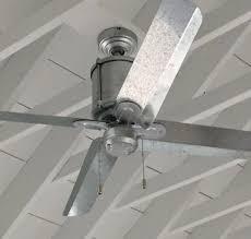 galvanized outdoor ceiling fan 14 best ceiling fan images on