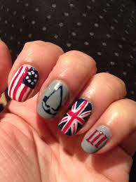 British Flag Nails Call Of Beauty Slack Ops Assassin U0027s Creed Iii