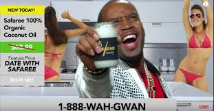 Coconut Oil Meme - safaree rubs his coconut oil on teairra mari angela brinks bossip